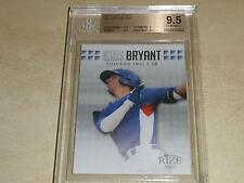 2013 Rize Draft #11 Kris Bryant RC BGS 9.5 GEM MINT