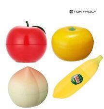 Tonymoly Fruit Hand Cream - Red Apple, Tangerine, Peach, Banana SET