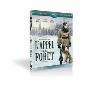 Blu Ray : L'appel de la forêt - Clark Gable - NEUF