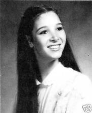 LISA KUDROW High School Yearbook SENIOR Year NEW
