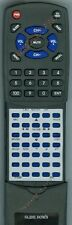 Replacement Remote for SONY DSXS300BTX