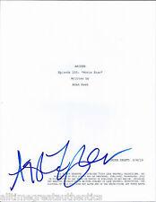 AISHA TYLER HAND SIGNED ARCHER 'MOVIE STAR' FULL 36 PAGE EPISODE SCRIPT w/COA