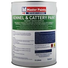 KENNELL & CATTERY PAINT 5 LTRE GREY
