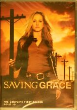 SAVING GRACE The COMPLETE FIRST SEASON 13 Episodes + Lots of Special Features