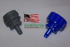 Sawyer compatible in-line adapters for screw on filters - SP129/SP131/SP181
