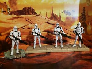 Lot Of Star Wars Clone Troopers