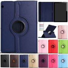 """For Huawei Mediapad T3 M3 M5 7"""" 8"""" 8.4"""" 9.6"""" 10.8 Tablet Rotate PU Leather Case"""