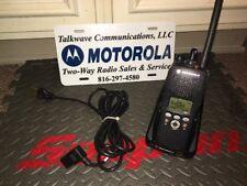 MOTOROLA XTS2000 MODEL II VHF POLICE/FIRE DIGITAL 2-WAY RADIO PKG, -W-ENCRYPTION