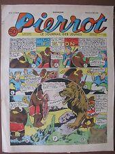 PIERROT 1939  n° 22