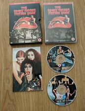 The Rocky Horror Picture Show Two 2 Disc Special Edition DVD 2004 VGC - Free P&P