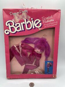 Barbie Perfume Pretty Scented Fashions, #4622, 1987, New
