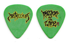 Metallica Tallica 4 Life James Hetfield Guitar Pick - 2004 Tour - RARE VARIATION