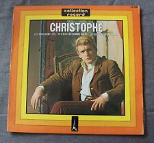 Christophe, les marionnettes - best of, LP - 33 tours