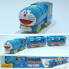TAKARA TOMY 2010 Doraemon PLA RAIL Motorized Train NIB
