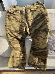 Dam Mad mmcy Combat Trouser outdoorhose Angler Camo Colours size L