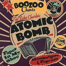 NEW The Lake Charles Atomic Bomb: Original Goldband Recordings (Audio CD)