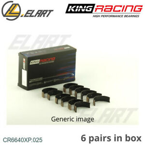 King Racing Big End Pleuel Lager CR6640XP 0.025 Für BMW 1.8-2.0-2.3-2.5-2.7
