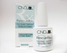 CND Creative Nail Treatment RescueRX Rescue RX.5oz/14mL -repairs damaged nails