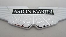 Aston Martin Vanquish Bonnet/Boot Badge (Black) CD33-407A74-BB