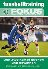 Den Zweikampf suchen und gewinnen - Fussballtraining FOKUS - 978-3-89417-255-8