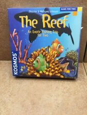 The Reef Game For Two Kosmos