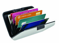 NEW RFID CONTACTLESS CREDIT DEBIT CARD PROTECTOR WALLET HOLDER CASE