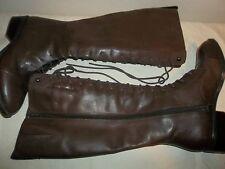 Women's NWOB LAUREN RALPH LAUREN Dress Boots Black Size 5 Medium