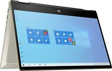 New HP x360 2-in-1 14'' FHD Touch IPS Laptop 14m-dw0023dx, i5-1035G1U 8GB 256GB
