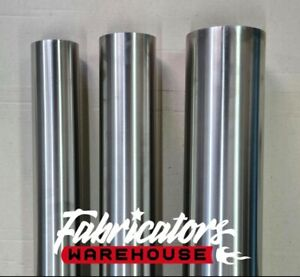 """5"""" INCH (127mm) X 1M 304 Stainless Steel Universal Exhaust Intake Pipe Tube"""