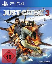 PS4 GIOCO JUST CAUSE 3 Merce NUOVA