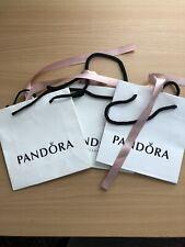 PANDORA GIFT BAGS x 3