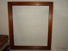 antique deep dish / shadow box picture frame, 10 1/2 by  12 inches,   # 1061