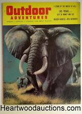 Outdoor Adventure Nov 1956 Betty Brosmer, Rita hayworth, Moulin Rouge