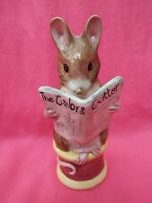 Beatrix Potter Royal Albert Grande Version figurine The Tailor of Gloucester