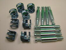 Cam lock & dowel flat pack furniture 8 each x camlocks 18mm cam 34mm dowel screw