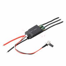 High Speed DC 7-24V Brushless Hallless BLDC Controller w/ Potentiometer