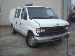 Blower Motor Front With AC Hang-on Fits 88-96 FORD E150 VAN 921700