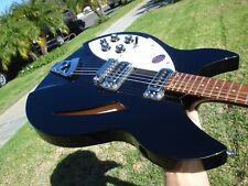 Rickenbacker 330 6 String Jetglo Lefty Left Handed