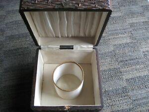 Antique Austrian Court Boxes Celluloid Collar Box