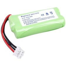 Batterie pour philips DECT 215 trio Kala 300 tu 3351 3353