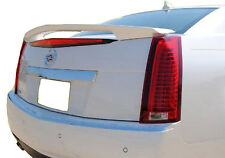 PAINTED CADILLAC CTS 4-DOOR SEDAN FACTORY SPOILER 2008-2013