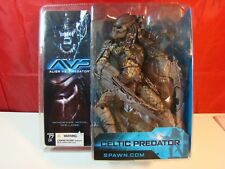 McFarlane Toys Celtic Predator Alien vs. Predator Action Figure Brand New Sealed