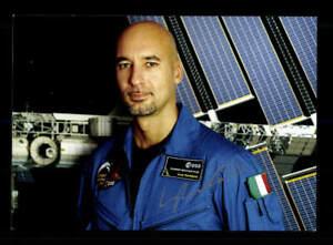 Luca Parmitano Astronaut Weltraumfahrt Original Signiert # BC 176007