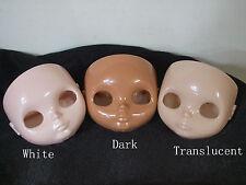 Takara Factory Blythe RBL Faceplate For Custom - Heather Sky Blythe's Dark Skin