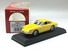 BEST FERRARI 330 GTC COUPE 1966 YELLOW 9335 1/43