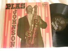 PLAS JOHNSON & GEORGE JENKINS Drum Stuff Roy Johnson Duke Harris LP