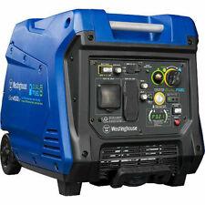 Westinghouse iGen4500DF 7.3 HP Dual Fuel Portable Inverter Generator
