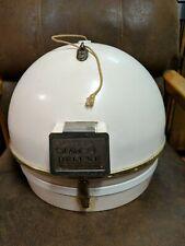 Vintage Schick Deluxe Consolette Hair Dryer Works Heat Control