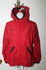 NIKITA NATASZA THROTTLE HOODED JACKET RED/BLACK NWT SIZE MEDIUM STYLE #J52116