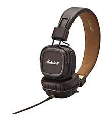 Cuffie Auricolari Marshall Major II Microfono Telecomando Jack 3.5 mm Marrone